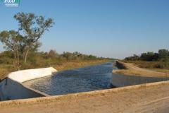 Las obras realizadas en el Bañado La Estrella