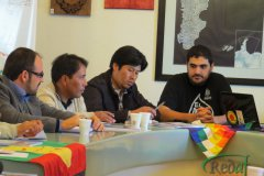 Seminario Del Extractivismo a la Re Construcción de Alternativas