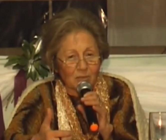 Marta Fernández de Stharinger