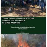 2° Informe – Conflictos por la Tenencia de la Tierra y Ambientales en la Región del Chaco Argentino