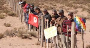 San Juan: Dura pelea de comunidades huarpes en defensa de sus tierras