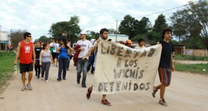 """Nuevamente reprimen a Wichís en Formosa: """"El Gobierno se está ensañando con este pueblo"""""""