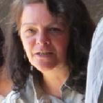 Claudia Martínez, miembro de Be.Pe, socio de REDAF.