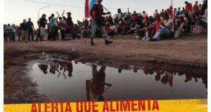 """""""Alerta que alimenta"""": una campaña por la soberanía alimentaria de los pueblos"""
