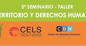 Redaf presenta algunos conflictos sobre la tenencia de la tierra y ambientales en la región del Gran Chaco argentino