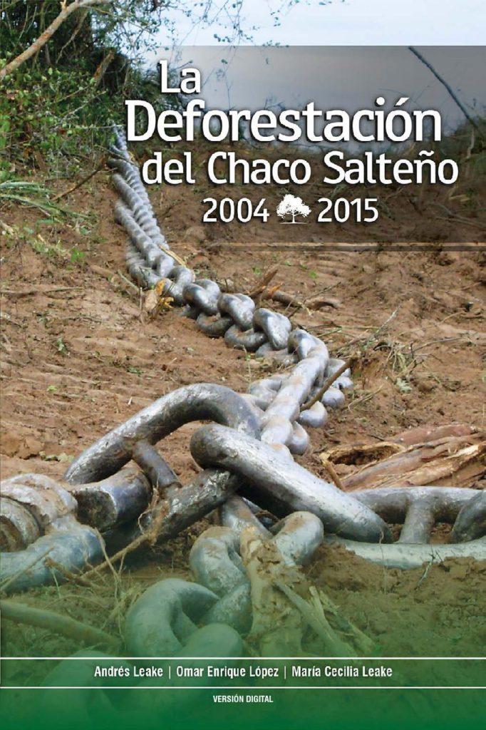 deforestaciondelchacosalteño